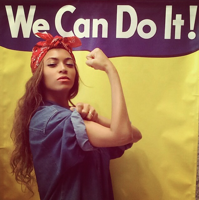 Beyonce, icono feminista