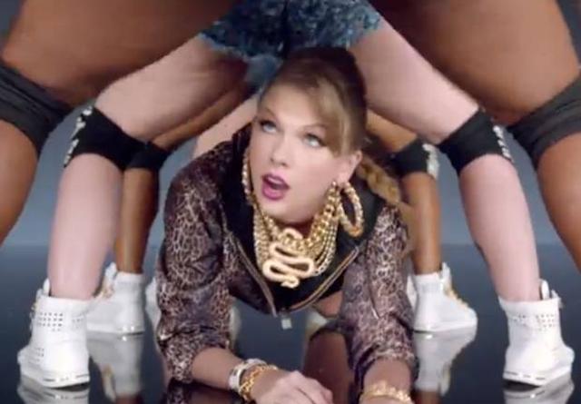 ¿Por qué es tan ofensivo 'Shake it off', el nuevo vídeo de Taylor Swift?