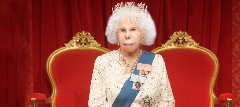 La Duquesa de Alba sería la nueva Reina de Escocia