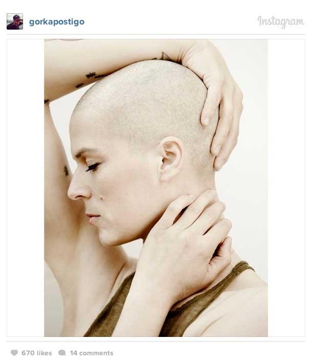 Las fotos de Bimba Bosé tras su operación de cáncer de mama