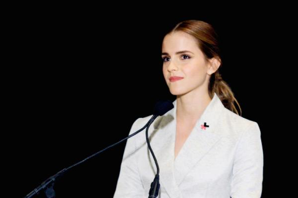 El discurso feminista de Emma Watson en la ONU que muchos no quieren que oigas