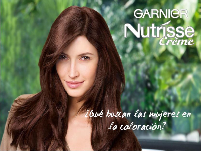 Nutrisse Creme de Garnier no solo es la mejor coloración, sino que te trae regalos