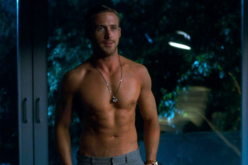 Ryan Gosling desnudo, el cuerpo más deseado