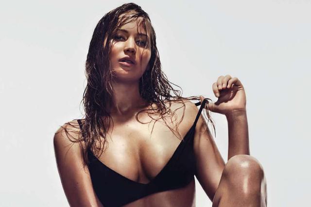 Las fotos prohibidas de Jennifer Lawrence desnuda