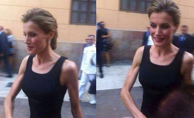 ¿Es la reina Letizia Ortiz anoréxica o sufre algún trastorno alimentario?