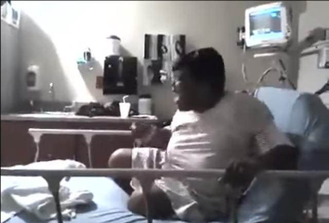 Esta mujer acaba en urgencias por un orgasmo de más de dos horas