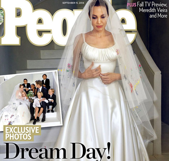 ¿Quieres saberlo todo de la boda secreta de Brad Pitt y Angelina Jolie?