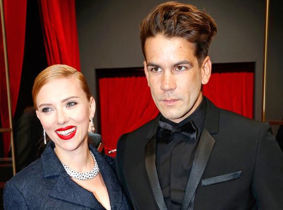 Scarlett Johansson ya es mamá de su primer bebé