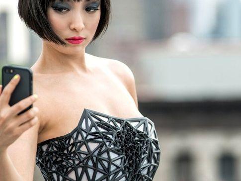 ¿Conoces el vestido que te desnuda según compartes tus datos en internet?