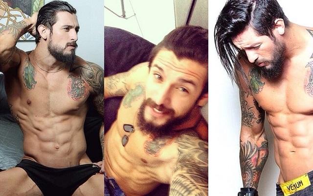 Leonardo Quintero desnudo: ¿el más sexy de Instagram?