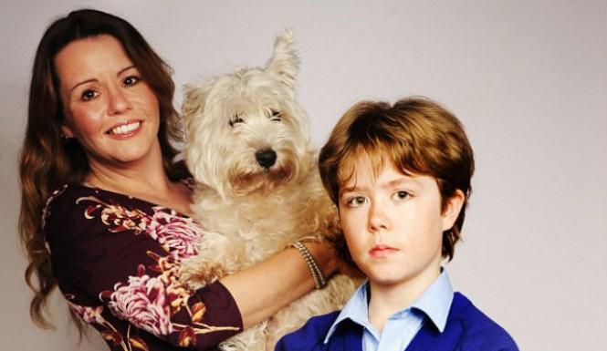 Esta madre confiesa que quiere más a su perro que a su hijo