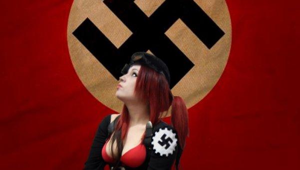 La polémica del concurso 'Miss Hitler 2014'