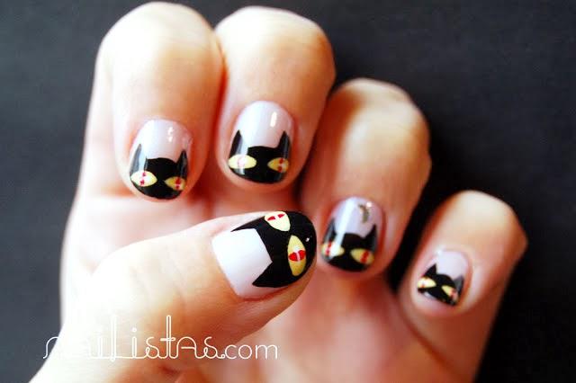 Decoración de uñas para Halloween de la mano de Nailistas