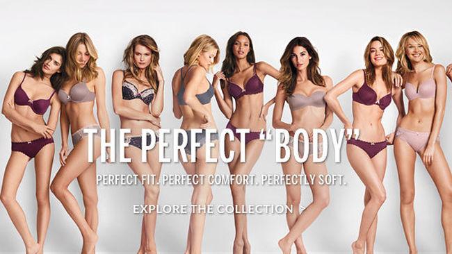 'El cuerpo perfecto' de Victoria's Secret no sienta muy bien