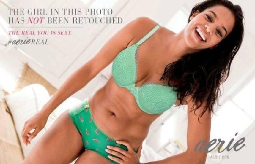La marca de lencería que dejó de usar Photoshop en sus modelos aumenta las ventas