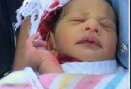 Encuentran a un bebé vivo abandonado en una alcantarilla