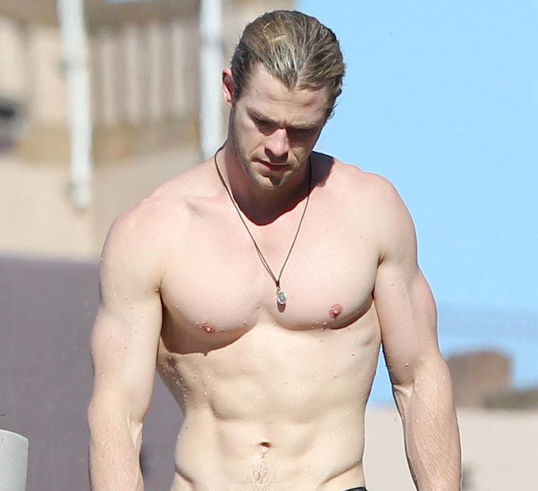Chris Hemsworth es el hombre más sexy del mundo según la revista People