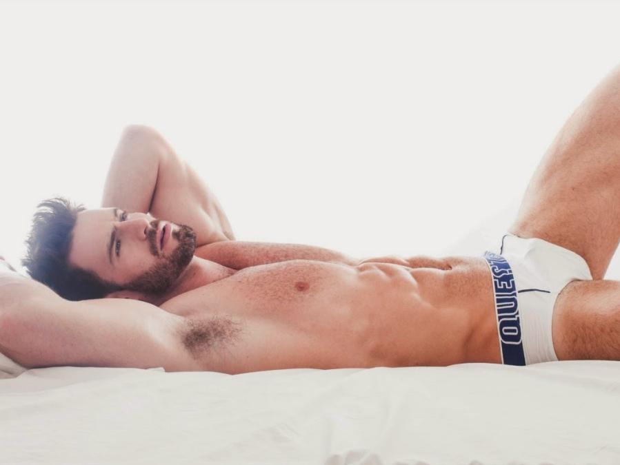 Hugo Trufelli desnudo: el Mr. Brasil que conquista el mundo