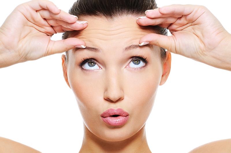 El último anti-arrugas se llama 'yoga facial'