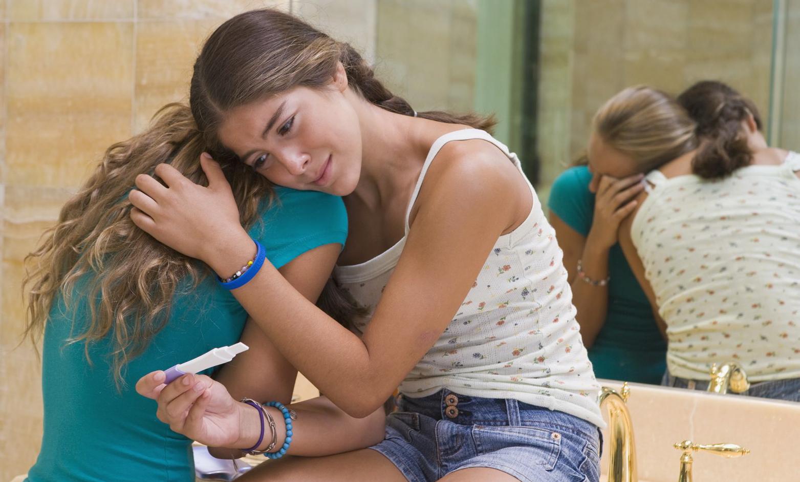 Ayuda para adolescentes con problemas