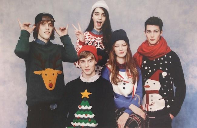 Los peores jerséis navideños, ¿horribles o adorables?