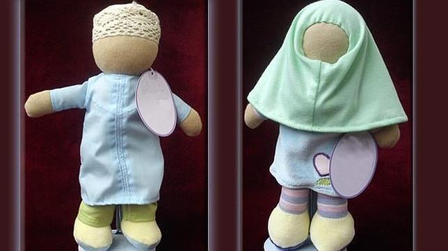 La muñeca islámica que no tiene rostro