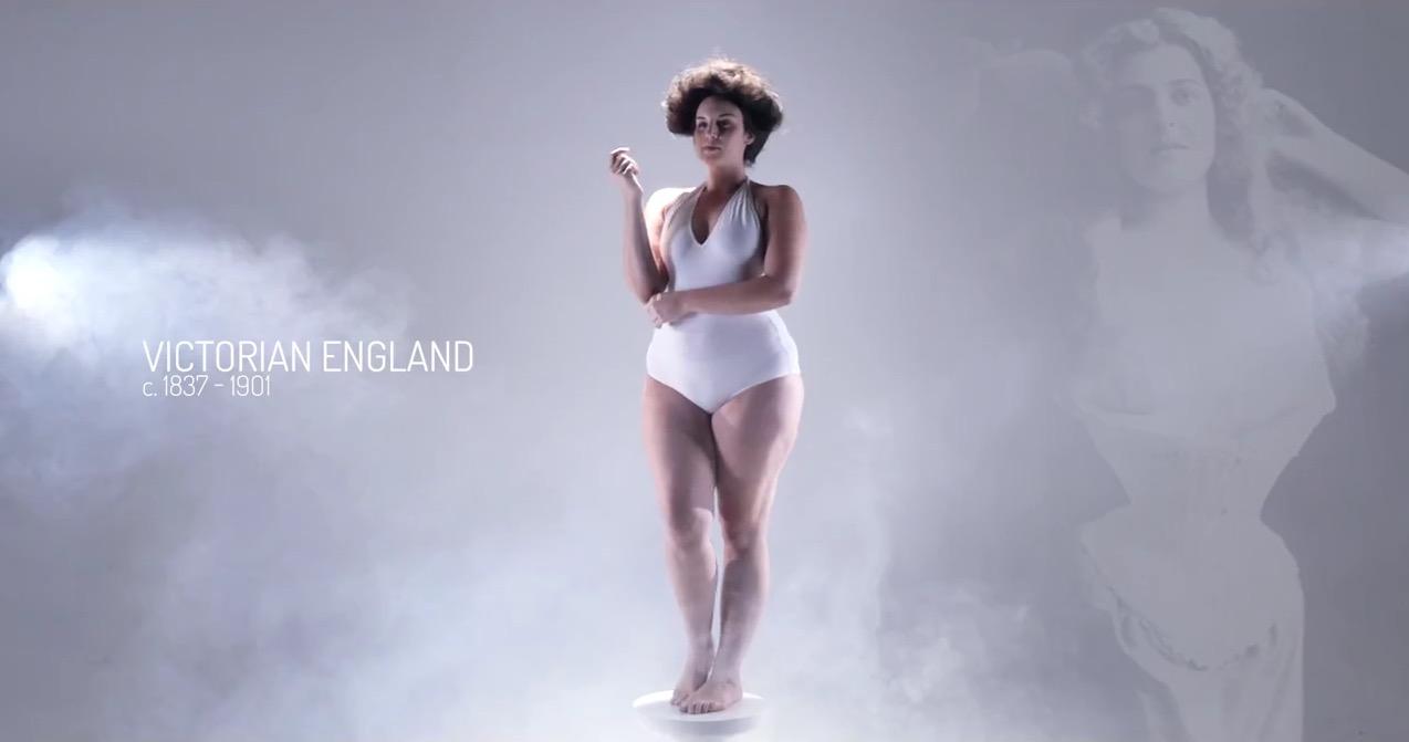 Así ha variado el 'cuerpo perfecto' femenino a lo largo de la historia