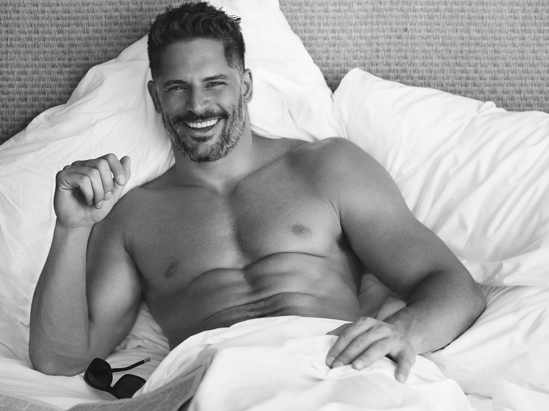 Joe Manganiello: más sexy que nunca