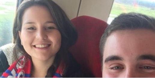 Se enamoró de una chica en un tren y olvidó preguntarle su nombre. Menos mal que existe Twitter