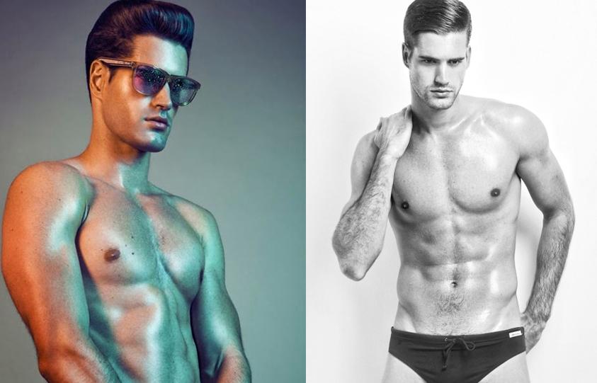 Pedro Smith desnudo: bombón ibérico