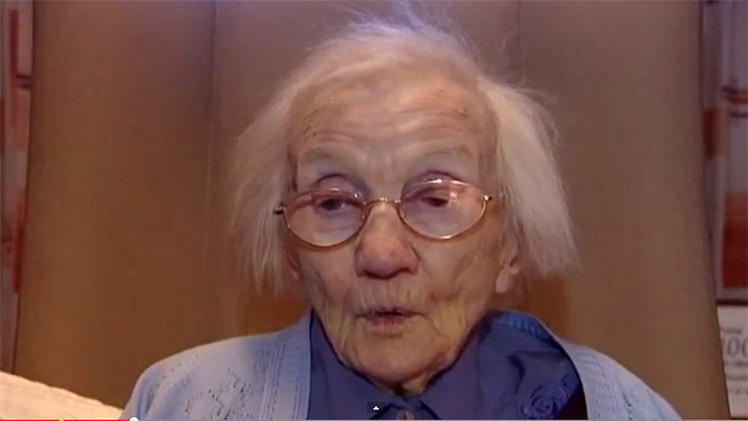 Esta mujer tiene el secreto para vivir 100 años pero no te va a gustar
