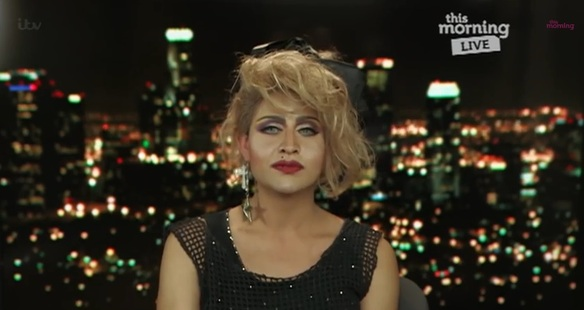 Un chico se opera 18 veces para parecerse a Madonna y el resultado es este