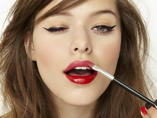 Un maquillaje muy sensual para San Valentin