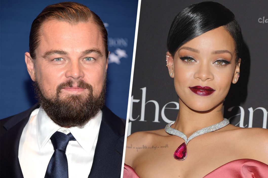 ¿Qué hay entre Leonardo DiCaprio y Rihanna?