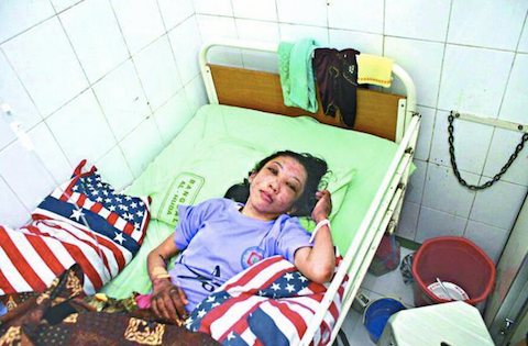 La joven que se atrevió a hablar para salvar a las empleadas esclavas de Hong Kong