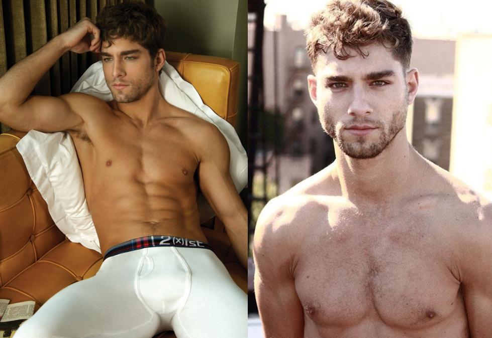 El increíble cuerpo desnudo de André Ziehe