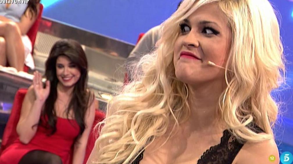 Ylenia insulta a todos tras ser expulsada de 'GHVip'