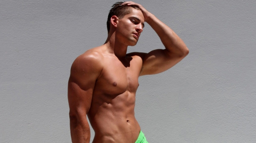 Prepárate para las fotos de Logan Swiecki-Taylor desnudo