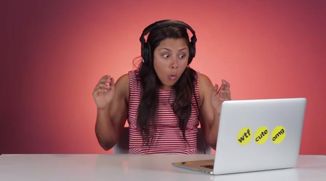 Así reaccionan estas mujeres al ver porno por primera vez