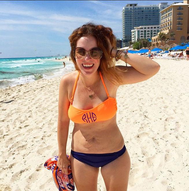 El cuerpo imperfecto de esta bloguera se hace viral