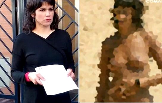 Por Qué Las Fotos De Teresa Rodríguez Desnuda En Rtve Humillan A