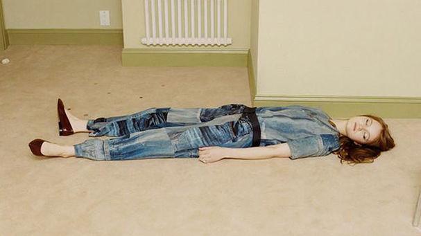 Victoria Beckham deja a sus modelos inconscientes