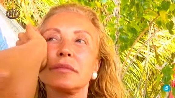 Carmen Lomana no dejará Supervivientes a pesar de la enfermedad de su madre