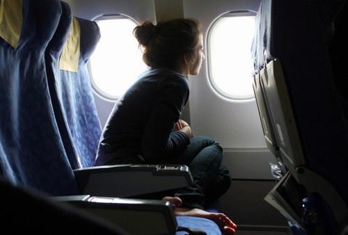 Emotiva carta de una pasajera a los pilotos su avión