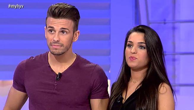 Cristian y Anabel de 'MYHYV' hablan por primera vez de su relación. ¿Está juntos?
