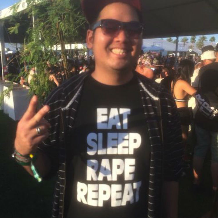 'Eat, Sleep, Rape, Repeat': se abre el debate sobre el acoso sexual en los festivales de música