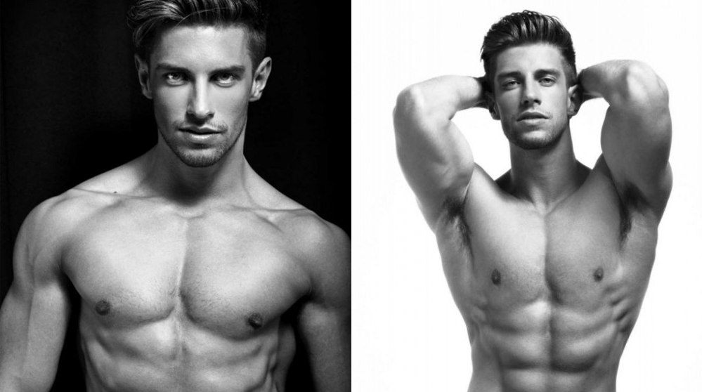 Ryan Greasley desnudo: de marginado en el instituto a modelo