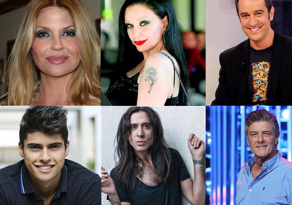 Estos son los famosos que se negaron a ir a 'Supervivientes 2015'