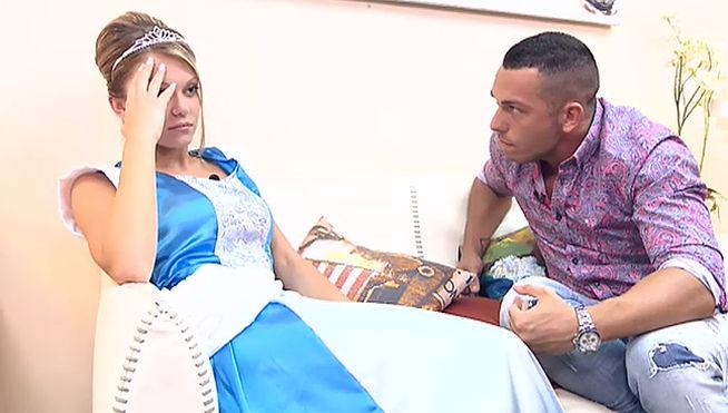 'MYHYV': Luisa, ¿embarazada de Alberto Isla?