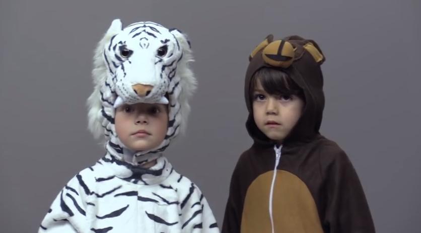 Estos niños hicieron 'el cásting más bestia', pero lo que escondía era aún peor